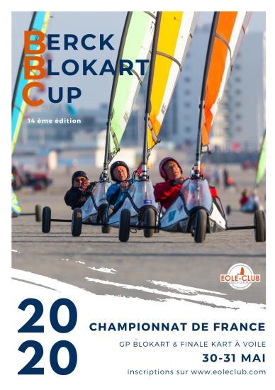 Berck Blokart Cup 2020